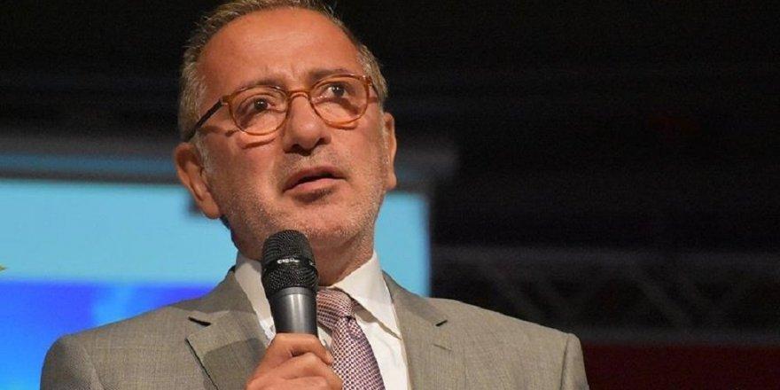 ''Sağlık Bakanı Koca'dan özür diliyorum''