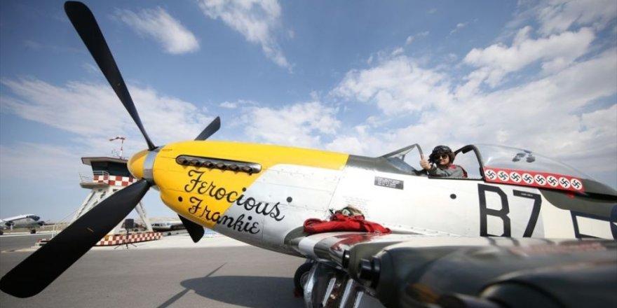 Pakdemirli'nin Kullandığı Uçaktaki Nazi Sembolü Havacılıkta Savaş Uçaklarıyla İlgili Bir Racon