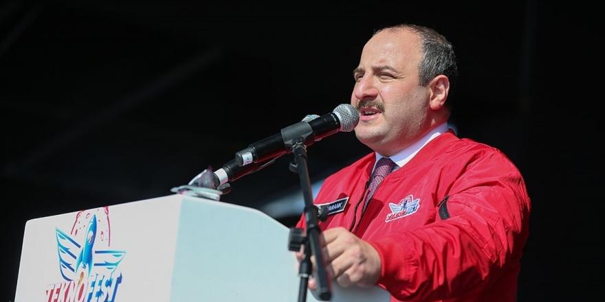 Bakan Varank: Teknofest'e Bu Sene 1 Milyonun Üzerinde Ziyaretçi Bekliyoruz