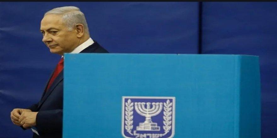 Netanyahu Kaybetti