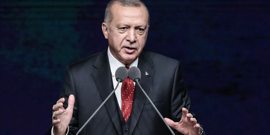 Cumhurbaşkanı Erdoğan: Vakıflar Paraya Bakıyor
