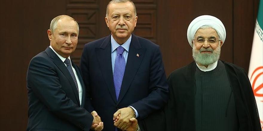 'Üçlü Zirve'de Suriye İçin Siyasi Çözüm Umudu Doğdu'