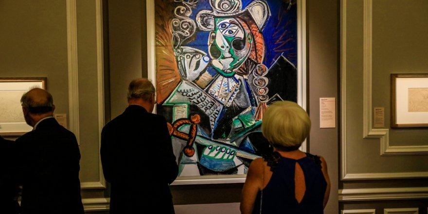 20. yüzyıl Sanat Dehası Pablo Picasso  Arkas Sanat Merkezi'nde!