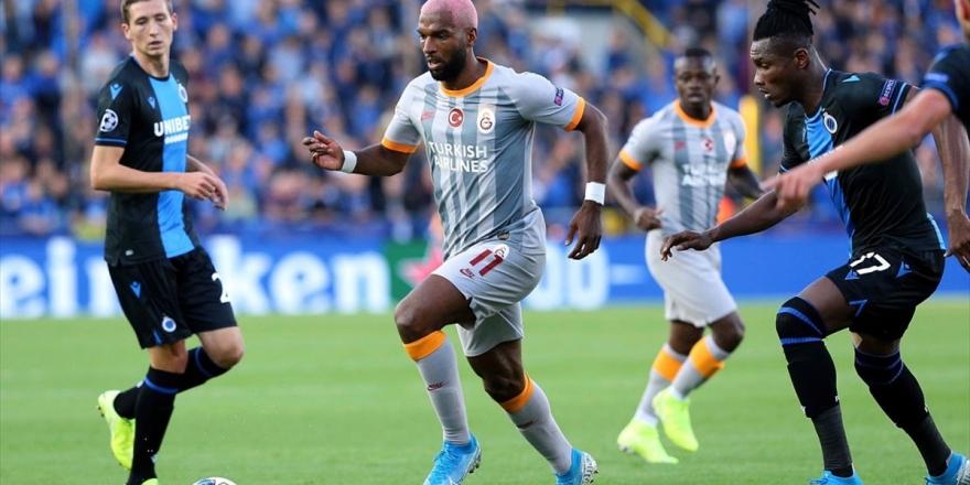 Galatasaray 'Devler Ligi'ne Bir Puanla Başladı