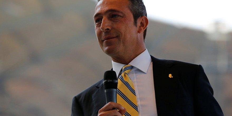 Fenerbahçe Başkanı Koç, PFDK'ya Sevk Edildi