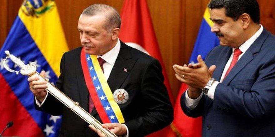 ABD'den Türkiye'ye Tehdit: Maduro'ya Kaynak Aktarılmasına Sabrımız Yok