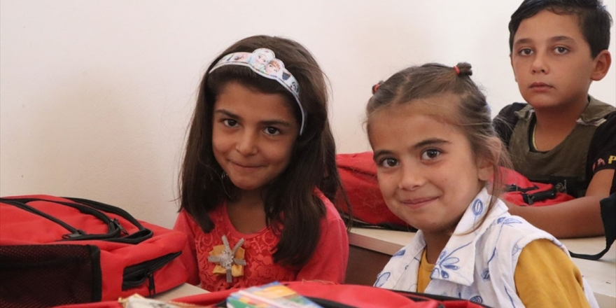 Tdv Genel Başkanı Polat'tan Suriye'ye Ziyaret