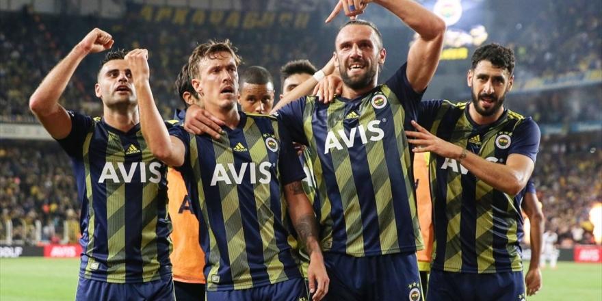 Fenerbahçe Sahasında Galip