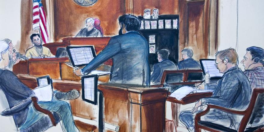 Rıza Sarraf'tan Rüşvet Aldığı İddia Edilen Gardiyan İtirafçı Oldu