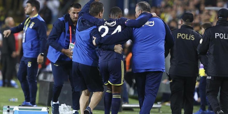 Fenerbahçe'den Rodrigues'in Sakatlığına İlişkin Açıklama