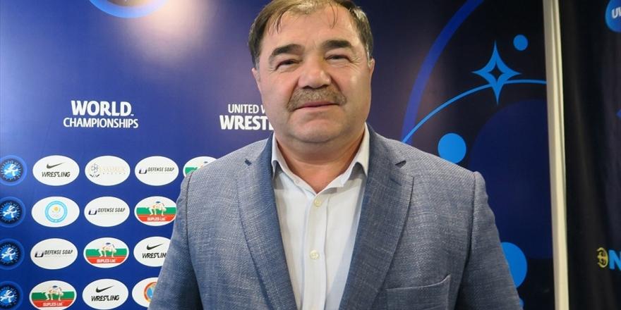 Türkiye Güreş Federasyonu Başkanı Aydın: Her Zaman Türk Sporunun Lokomotifi Olduk
