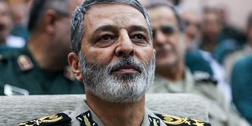 İranlı Komutan: ABD Sizi Vuralım Ama Ses Çıkarmayın Dedi