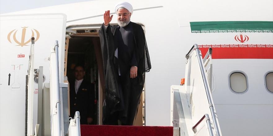 Ruhani New York'ta 'Hürmüz Barış Girişimi' Planını Açıklayacak