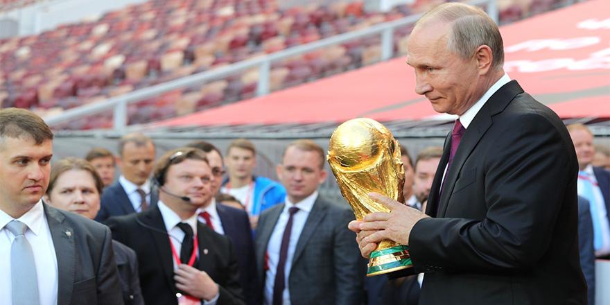Dünya Kupası: Rusya 'prestij ve şov' peşinde