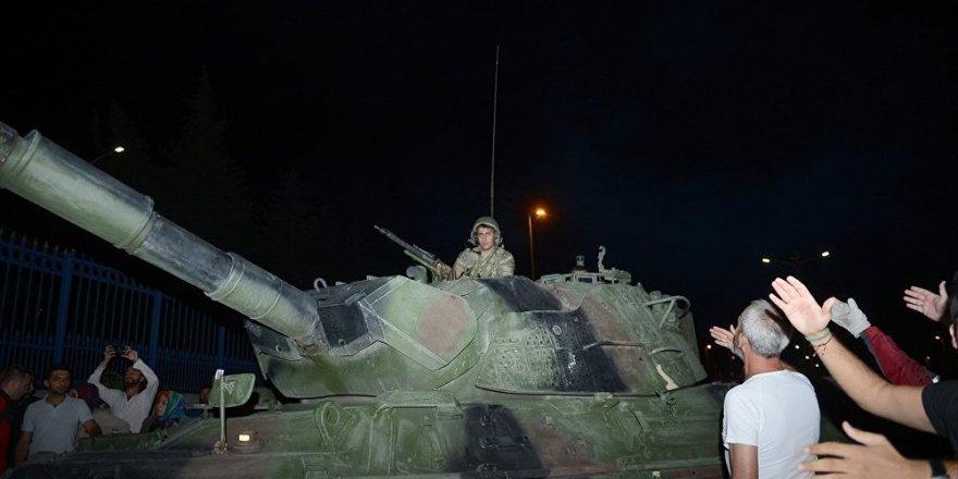 TSK'ya Ait Araç ve Silahların Darbe Girişiminde Kullanılmasına Soruşturma