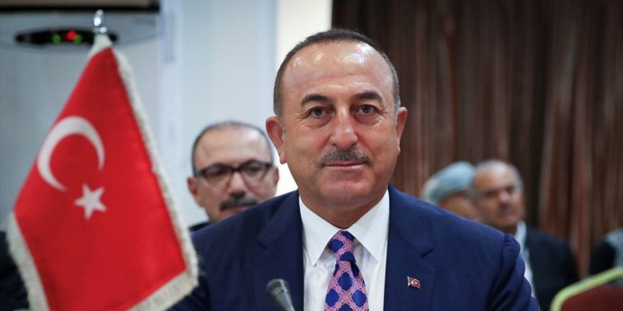 Çavuşoğlu'ndan Kıbrıs Dışişleri Bakanı'na: Senin Liderin Federasyonu Reddetti