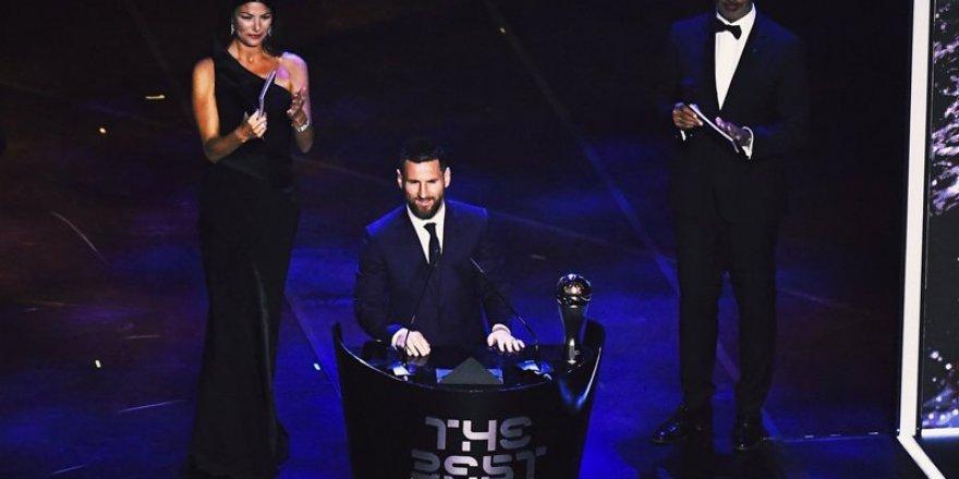 FIFA En İyiler Ödülleri Sahiplerini Buldu Messi, 6. Kez Yılın Futbolcusu Oldu