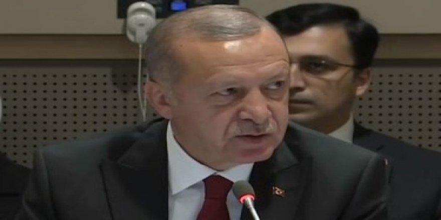 Cumhurbaşkanı Erdoğan'dan Hindistan'a Tepki