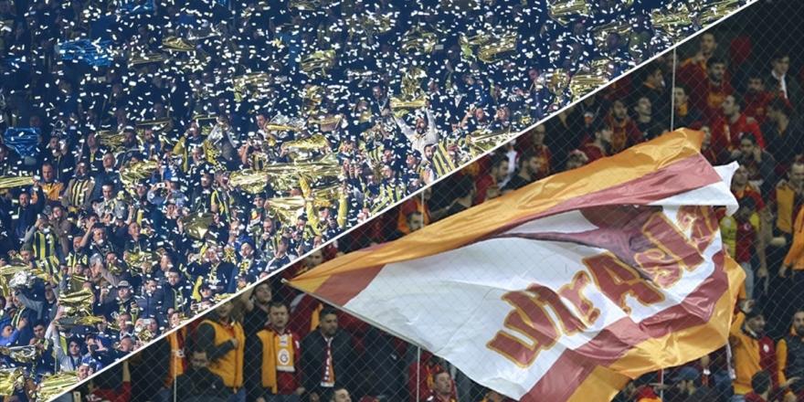 Galatasaray-Fenerbahçe Derbisini Son 2 Sezonda 190 Bin Kişi İzledi