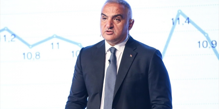 Bakan Ersoy Türkiye'nin 2023 Turizm Stratejisini Açıkladı