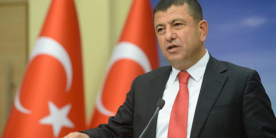 CHP'li Ağbaba: Suriye Konferansı İçin Esad'a Yakın İsimleri Çağırdık, Dışişleri Vize Vermedi