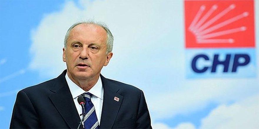 """İnce'den Erdoğan'a çağrı: """"Damadını kov"""""""