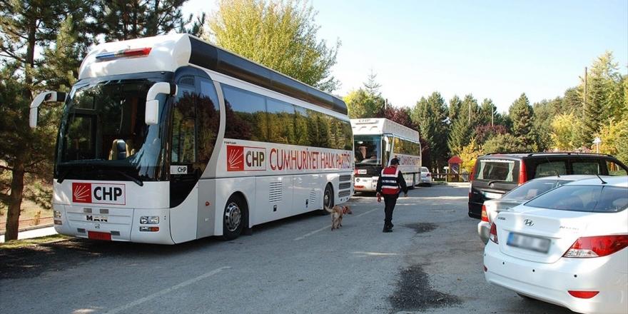 CHP Abant'ta Kampa Giriyor