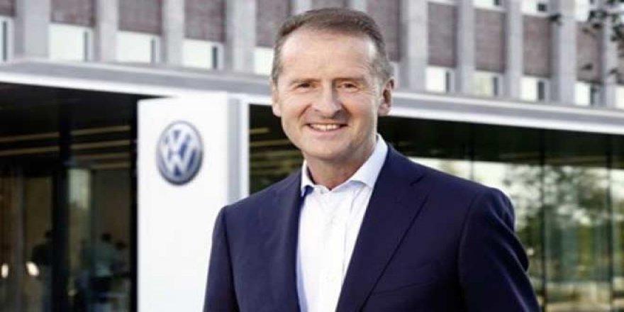 İşte Volkswagen'in Manisa'da Kurduğu Şirketin Adı