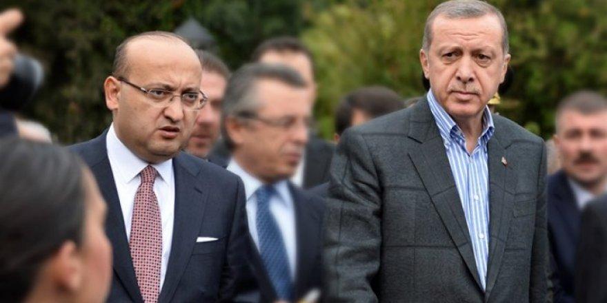 Yalçın Akdoğan'ın yeni görevi belli oldu