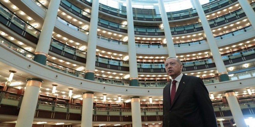 Erdoğan: Cumhurbaşkanlığı Kütüphanemiz Çok Yakında Milletimizin Hizmetinde Olacak