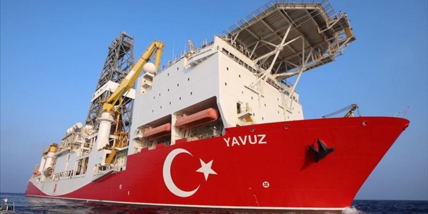 'Yavuz'un Dönüşü, Doğu Akdeniz'de Geri Adım Atılmayacağının Kanıtıdır'