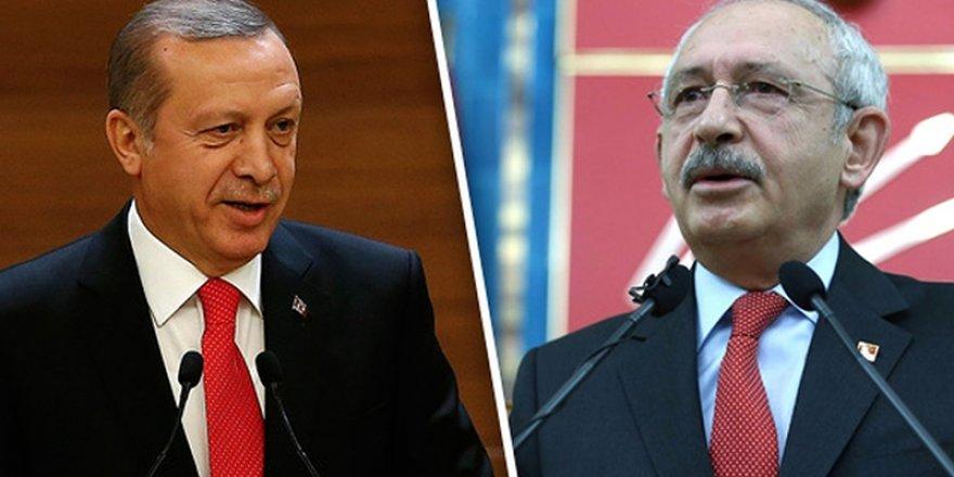 Kılıçdaroğlu'ndan Erdoğan'a Suriye İçin 7 Soru: Biz Teröristlerin Bekçisi Miyiz?