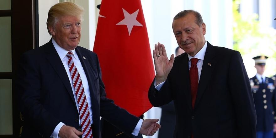 Trump, Cumhurbaşkanı Erdoğan'ın Kasımda ABD'yi Ziyaret Edeceğini Duyurdu