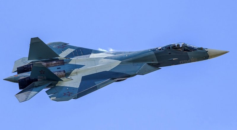 MILITARY WATCH: RUSYA'NIN GELİŞTİRDİĞİ 5. NESİL SU-57 AVCI UÇAKLARI MYANMAR YÖNETİMİNİN İLGİSİNİ ÇEKTİ