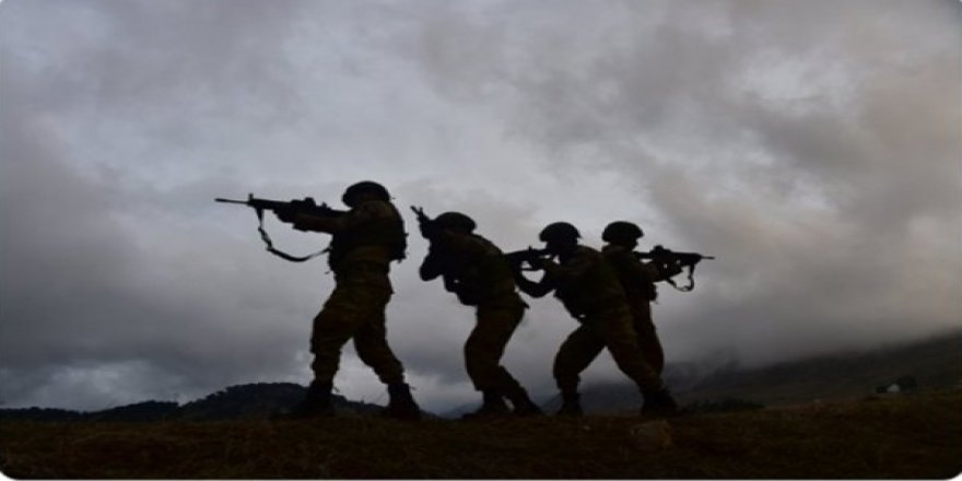 Fırat'ın Doğusuna Kara Harekâtı Başladı