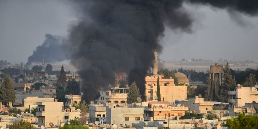 Kamışlı Yakınlarında DSG ve Türk Askerleri Arasında Çatışmalar Yaşanıyor