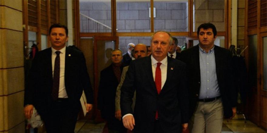CHP'li muhalifler Ankara'da bir otelde toplandı