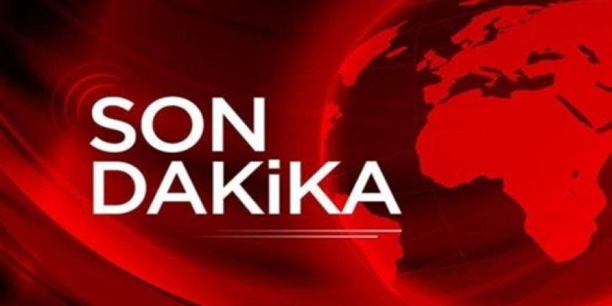 Ankara'da korkutan toprak kayması!