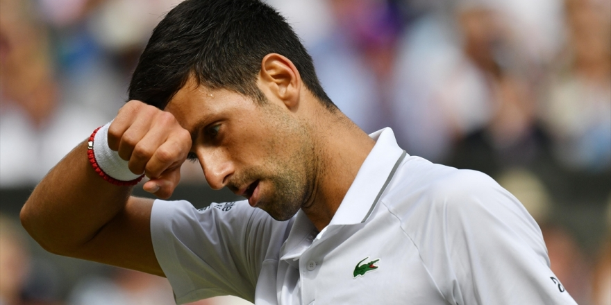 Djokovic'ten Şanghay Masters'a Erken Veda