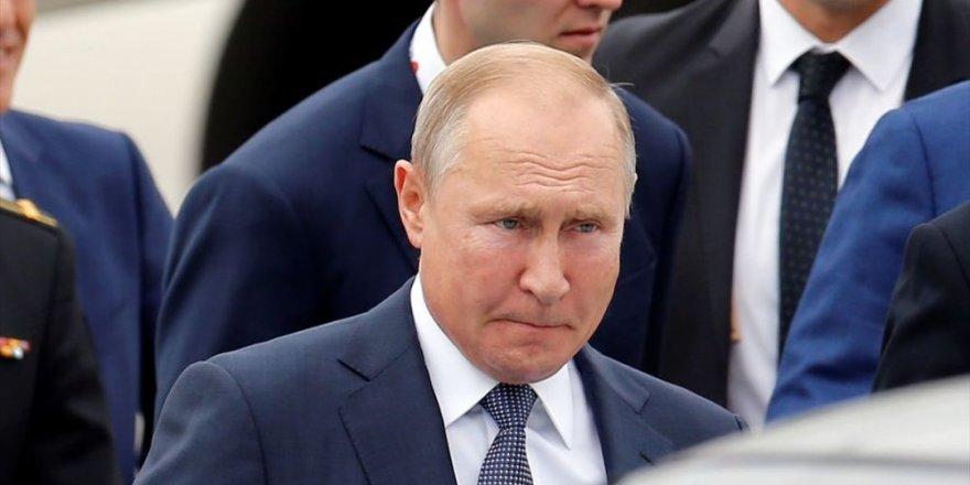 Putin: Rusya, Suriye'nin gelecekteki yönetimi bu yönde karar alırsa ülkeden çekilir