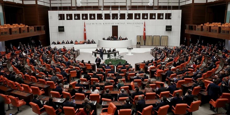 TBMM'de Yargı Reformu Görüşmeleri Devam Ediyor
