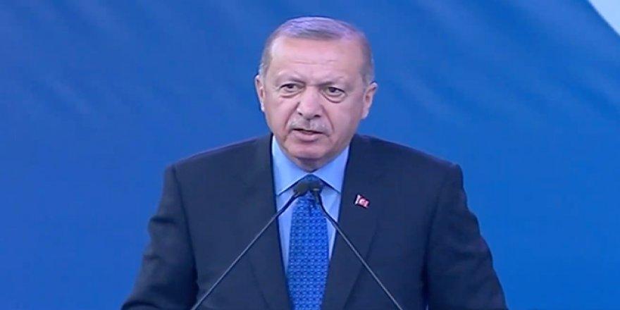"""Erdoğan: Merkel'e söyledim """"Terör Örgütünü NATO'ya aldınız da haberim mi yok?"""""""