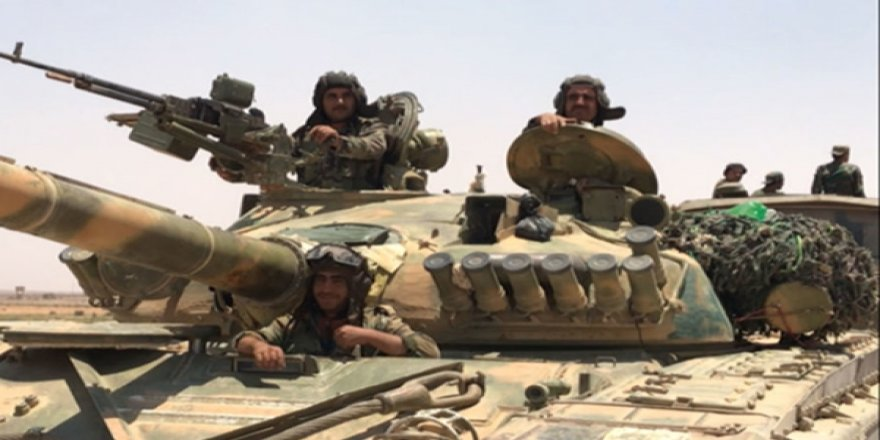 SANA Duyurdu: Suriye Ordusu Türk Ordusuna Karşı Harekete Geçti