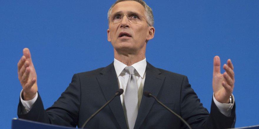 NATO Genel Sekreteri Jens Stoltenberg'den Dikkat Çeken Türkiye açıklaması