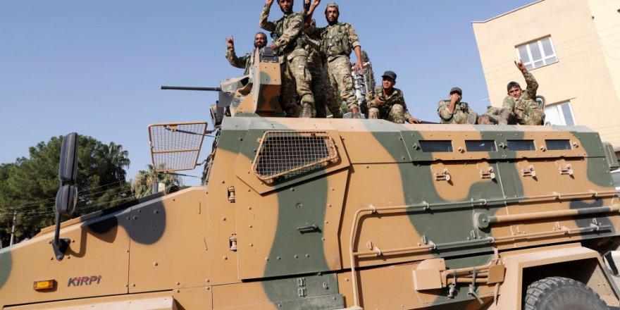 Suriye Milli Ordusu, Menbiç'e operasyon başlattı