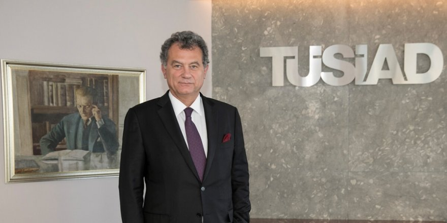 TÜSİAD Başkanı Kaslowski'den açıklama: Büyüme yavaş, henüz krizden çıkamadık