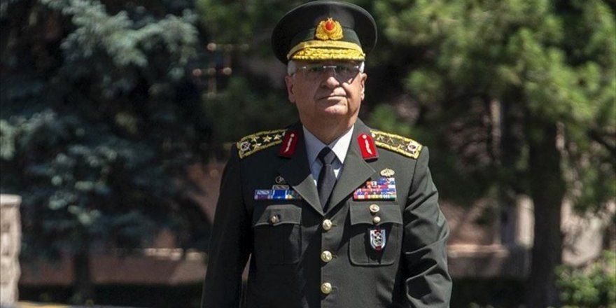 Genelkurmay Başkanı Orgeneral Yaşar Güler, Gerasimov İle Telefon Görüşmesi Gerçekleştirdi