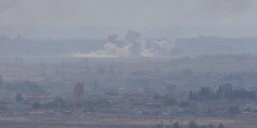 Barış Pınarı Harekatı'nda Etkisiz Hale Getirilen PKK/PYD-YPG'li Terörist Sayısı 595 Oldu