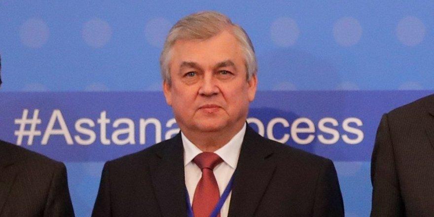 Rusya açıkladı: Türkiye ile Suriye görüşmeler yapıyor