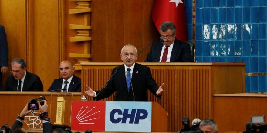 Kılıçdaroğlu: Atatürk 'Zorunlu olmadıkça savaş bir cinayettir' diyor, Türkiye'yi bu noktaya kim getirdi?